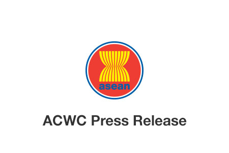 First Press Release of the ASEAN Commission on the Promotion and Protection of the Rights of Women and Children (ACWC)